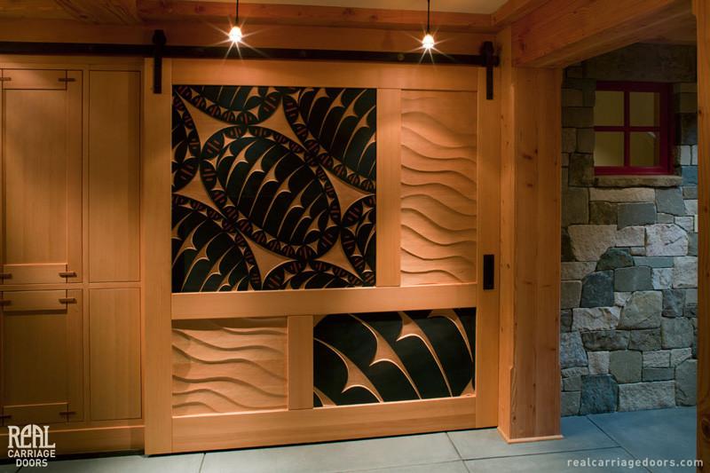 Door Art Installation : Private art installations david franklin artist