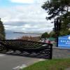 Entrance to kayu Kayu Ac Park Shoreline WA