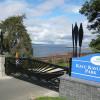 Entrance to kauy Kauy Ac park Shoreline WA