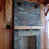 Wind Cliff panels and mantle.