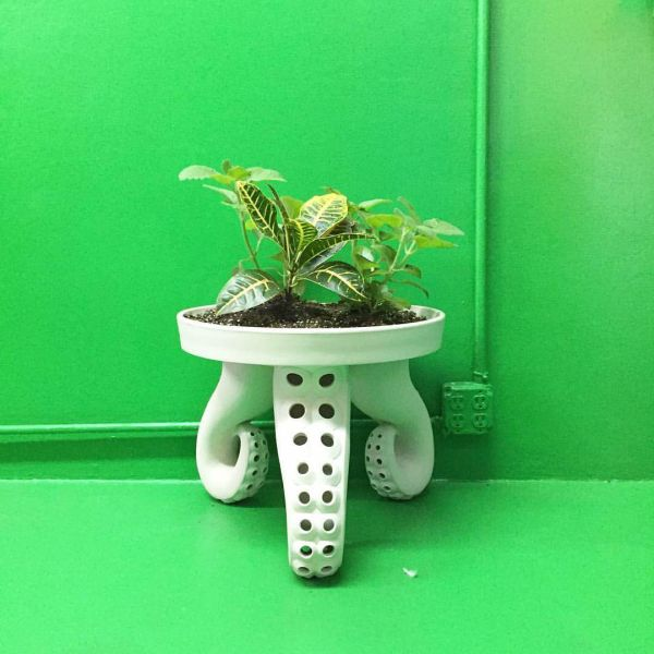 Tentacle Planter