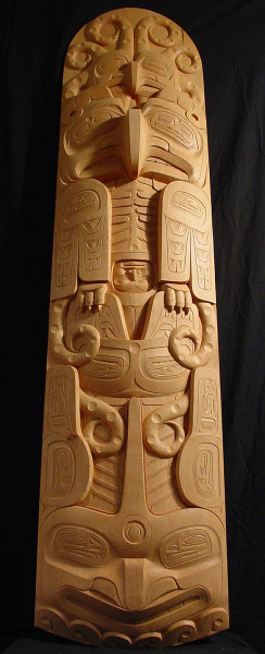 Woodcarving david franklin artist