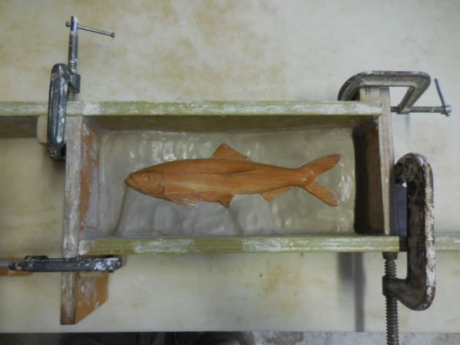 Molding a Herring