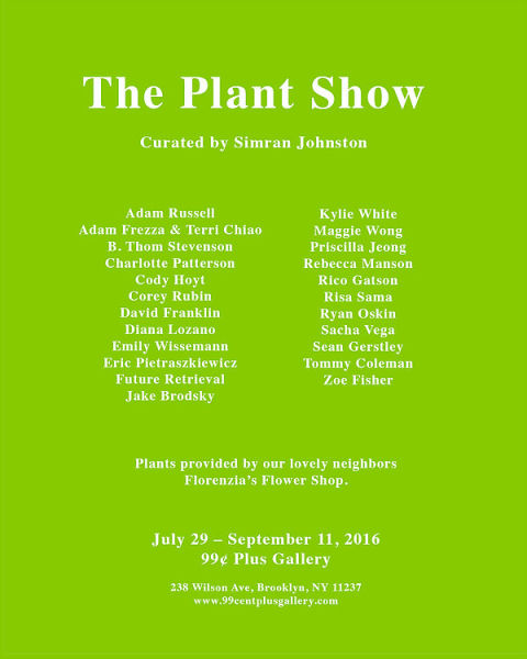 The Plant Show Announcement