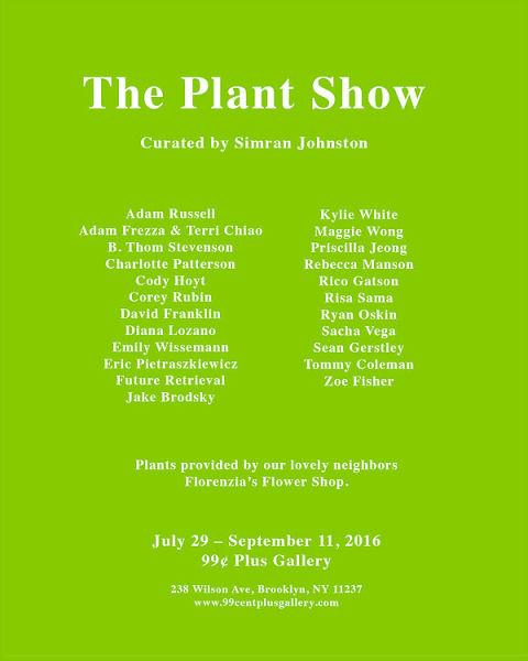 The Plant Show Announcement