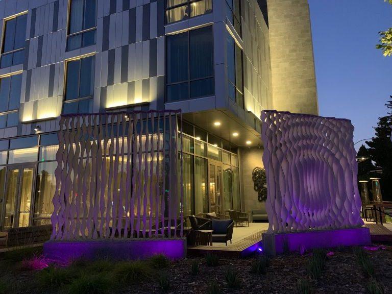 Shifting Waves AC hotel sunnyvale-cupertino